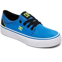DC TRASE SE B SHOE BLUE/BLACK/WHITE