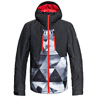 Quiksilver Mission Plus Jk M SNJT GREY_STRETCH UNIVERSE