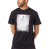 Independent BURNETT/JAWS REGULAR S/S T-SHIRT BLACK