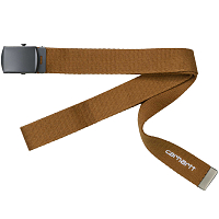 Carhartt ORBIT BELT HAMILTON BROWN / WHITE