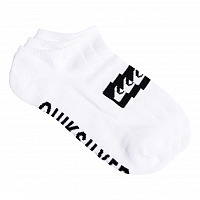Quiksilver 3ANKLE PACK M SOCK White