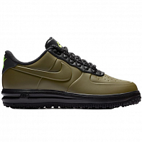Nike LF1 DUCKBOOT LOW OLIVE CANVAS/OLIVE CANVAS-BLACK-VOLT