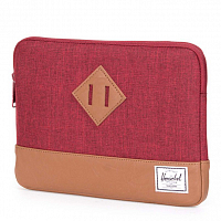 Herschel HERITAGE SLEEVE FOR IPAD AIR WINETASTING CROSSHATCH/TAN SYNTHETIC LEATHER