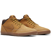 Nike SB PORTMORE II SLR M BOTA BRONZE/BRONZE-GUM LIGHT BROWN
