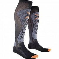 X-Socks XS SKI ENERGIZER LIGHT BLACK MELANGE