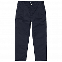 Carhartt WIP ABBOTT PANT DARK NAVY (STONE WASHED)