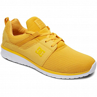 DC HEATHROW M SHOE YELLOW/GOLD