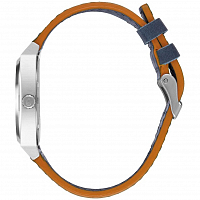 Nixon Time Teller Blue/Orange