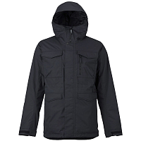 Burton MB COVERT JK TRUE BLACK