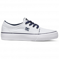DC TRASE TX B SHOE WHITE/NAVY