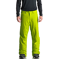 Quiksilver ESTATE PT M SNPT LIME GREEN