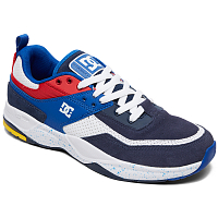 DC E.TRIBEKA SE M SHOE BLACK/BLUE/RED