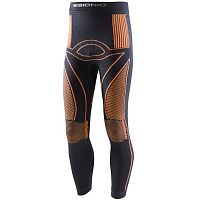 X-Bionic XB Junior En_accumulator UW Pants Long BLACK/ORANGE