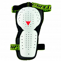 Dainese ACTION KNEE GUARD EVO BLACK/WHITE