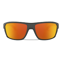 Oakley SPLIT SHOT MATTE HEATHER GREY/PRIZM RUBY POLARIZED