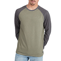 Billabong ALL DAY LS CREW MILITARY