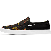 Nike SB PORTMORE II SLR SLP C BLACK/WHITE-MULTI-COLOR