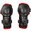 ROBOWEAR MULTISPORT ELBOW GUARDS NERO/ROSSO