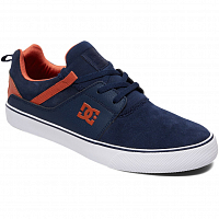 DC HEATHROW VULC M SHOE INDIGO