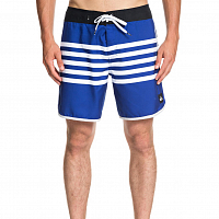 Quiksilver EVDAYGRASROT17 M BDSH ELECTRIC ROYAL
