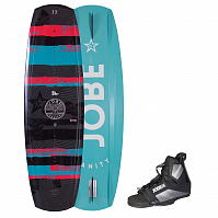 Jobe VANITY WAKEBOARD 141 & MAZE SET ASSORTED