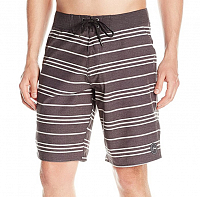 Rusty GRAVES HYBRID BOARDSHORT BLACK