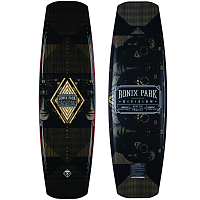 Ronix KINETIK PROJECT - SPRINGBOX 2 BLACK / NATURAL
