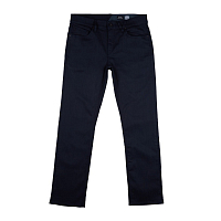 Volcom SOLVER DENIM COATED INDIGO