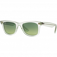RAY BAN WAYFARER DEMI GLOSS GREEN/BROWN GRADIENT