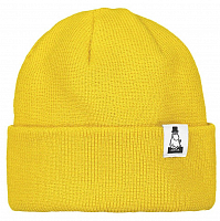 Makia HEMULEN BEANIE YELLOW