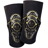 G-Form PRO-X KNEE-YOUTH BLACK/YELLOW