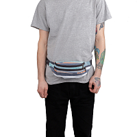 Dakine CLASSIC HIP PACK PASTEL CURRENT