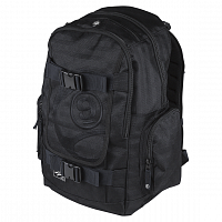 Sector9 THE FIELD BACKPACK BLACK