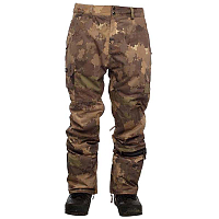 SESSIONS SQUADRON PANT CAMO FATIGUE