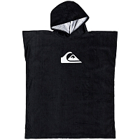 Quiksilver HOODY TOWEL YTH BP BLACK