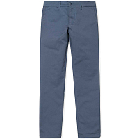 CARHARTT SID PANT STONE BLUE (RINSED)