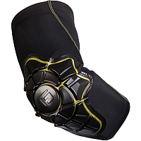 G-Form PRO-X ELBOW PADS BLACK/YELLOW