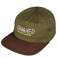 Krooked ADJ KROOKED EYES SNP Olive