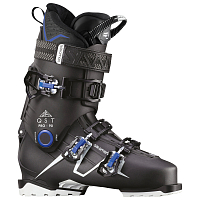 Salomon QST PRO 90 BLACK/RACE BLUE F04/WHITE