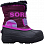 Sorel Toddler Snow Commander Purple Dahlia