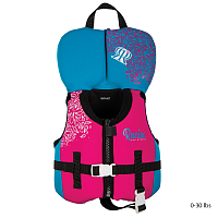 Ronix AUGUST GIRL'S PINK/BLUE