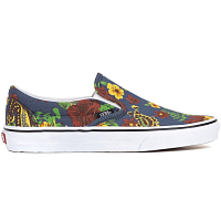 Vans Classic Slip-On (Aloha) dress blues