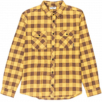 Billabong ALL DAY FLANNEL LS BRIGHT GOLD