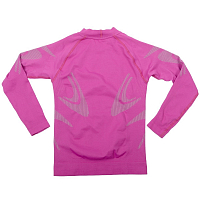 BODY DRY KIDS LONG SLEEVE SHIRT PINK