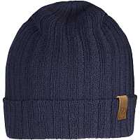 FJALLRAVEN BYRON HAT THIN DARK NAVY