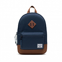 Herschel Heritage Kids Navy/Saddle brown