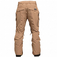 Bonfire ZONE PANT SOLID Taupe