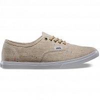 Vans Authentic Lo Pro (Speckle Linen) tan