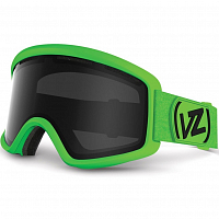 VonZipper BEEFY Flash Lime Matte / Black Chrome