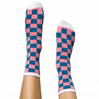 Vans WM TICKER SOCK BLUE SAPPH